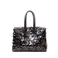 Ellipse Bag Medium in Black
