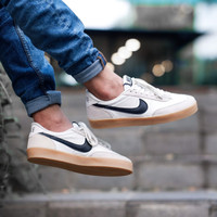 NIKE KILLSHOT X JCREW WHITE BLACK SOLE GUM ORIGINAL - 40