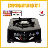 QUANTUM Kompor Gas 1 Tungku QGC-101R