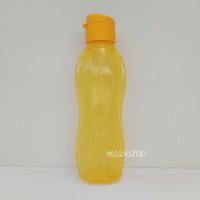 Eco Bottle Tupperware Botol Minum 750ml Papaya Orange (Flip Top)