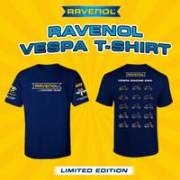 Ravenol Kaos Model ( VESPA ) | Ravenol T-Shirt - XL