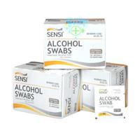 Alkohol Swab Sensi | SENSI ALCOHOL SWABS