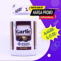 Obat Herbal Sakit Gigi Batuk Flu Asma Sinus Radang Bronkitis - GARLIC