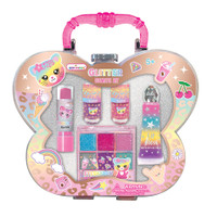 Mainan Anak Perempuan Glitter Cosmetic Set 067LP