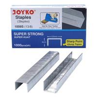 Staples / Isi Stapler / Gun Tacker Refill Joyko 1008S (13/8)