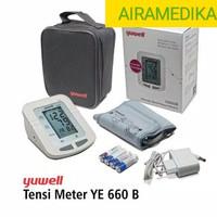 Yuwell YE 660 B / Tensimeter Digital