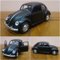 Diecast Mobil VW Beetle 1967 - Miniatur Mobil VW Kodok Classic
