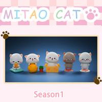 BLIND BOX MITAO CAT X TOYFX SEASON 1