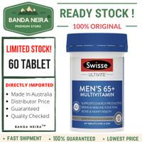 Swisse Ultivite Men's 65+ Multivitamin 60 Tablet
