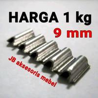 "PAKU CACING 3/8"" (9 mm) HARGA 1 Kg / PAKU PENYAMBUNG PAPAN TRIPLEK 1kg"
