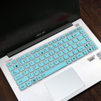 Keyboard Protector For Asus X441 K40 A456 X453(COLOUR)