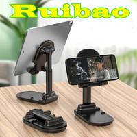 Holder Handphone Lipat Universal Folding Stand Dudukan HP Portable
