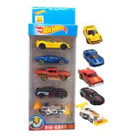 Mainan Diecast Mobil Hot Wheels Isi 5 Pcs Murah