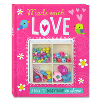 Made With Love A Book For Best Friends to Share