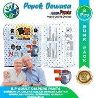 BP Adult Diapers Pants - Popok Celana Dewasa - All Varian