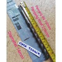 Mata Bor Beton 14mm x 210mm SDS Plus 1 Bosch / hammer drill bit