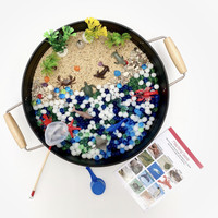 Sensory Play - Mainan Anak Edukasi - Ocean