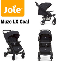 STROLLER BABY JOIE MEET MUZE LX COAL | STROLLER | PERLENGKAPAN BAYI