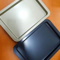 Baking Pan / Loyang Cookies / loyang anti lengket - Medium / 28x18cm