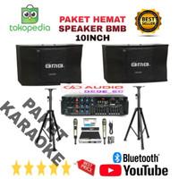 Paket Speaker karaoke Hemat II/Garansi