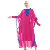 FAME Fashion Gamis 9910919 Pink