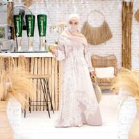 [REAL PICTURE] LATHI SIGNATURE DRESS PRADA PREMIUM TANAH ABANG PGMTA