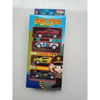 Mainan Mobil Polisi Indonesia | Mobil Polisi pullBack