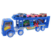Mainan Anak Truk Container ST2110 - Mobil Trailer