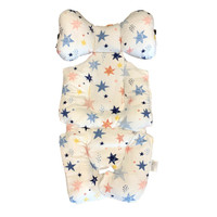Paopao - Stroller Liner COLOURFUL STARS