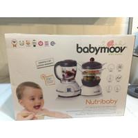 BABYMOOV NUTRIBABY CLASSIC - CHERRY BABY FOOD MAKER ORIGINAL PRELOVED