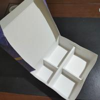 PAPER BOX LUNCH MOTIF SKAT 4 - SEKAT 4 - PAPER BOX KERTAS - 4C-1715C
