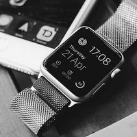 Tali Strap Apple Watch Iwatch Milanese Rantai Millanese 42 / 44mm