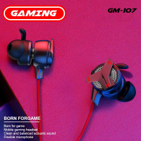 GM107 GAMING HEADSET WITH MICROPHONE OPEN MIC PUBG HEADSET