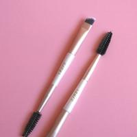 Brush 2in1 / Eyebrow Brush and Spoolie Brush / Kuas Alis