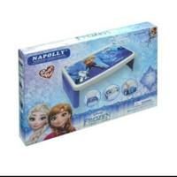 Meja Lipat Belajar Anak Lesehan Karakter Napolly - Frozen