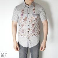 Johan Man Jumbo - Kemeja Batik Jumbo Pria