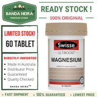 Swisse Ultiboost Magnesium 60 Tablet