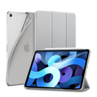 Case iPad Air 4 2020 10.9 Inch ESR Rebound Slim Smart Case - Silver