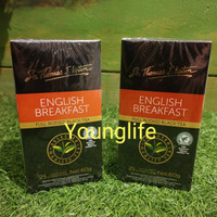LIPTON ENGLISH BREAKFAST TEA / LIPTON BLACK TEA MURAH