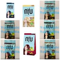 Nyu Creme Hair Colour / Nyu Hair Color / Cat Rambut / Pewarna Rambut