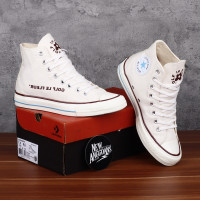 Sepatu Converse Chuck 70s High X Golf Le Fleur Parchment Off White