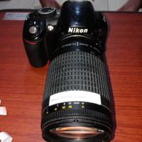 nikon d3100 kit 70-300 #14