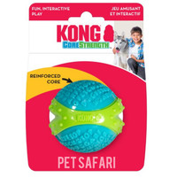 Mainan Bola Anjing Kong Corestrength Ball Dog Toy size M
