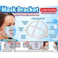 Penyangga Masker 3D / Mask Bracket anti pengap