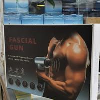 Alat Pijat Massager Fascial Gun / Charger / Massage Gun Terapi Otot