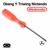 Obeng Triwing Y Trigram Nintendo Switch Wii NDS DS Lite GBA SP