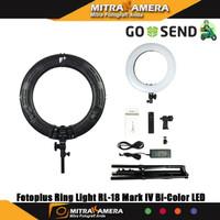 Fotoplus Ring Light RL-18 Mark IV Bi-Color LED