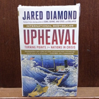 Upheaval: How Nations Cope with Crisis and Change Book by Jared Diamo