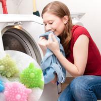 bola laundry mesin cuci baju magic laundry ball hsi036
