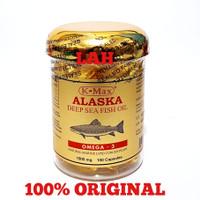 K-MAX ALASKA DEEP SEA FISH OIL (SUPER OMEGA 3)